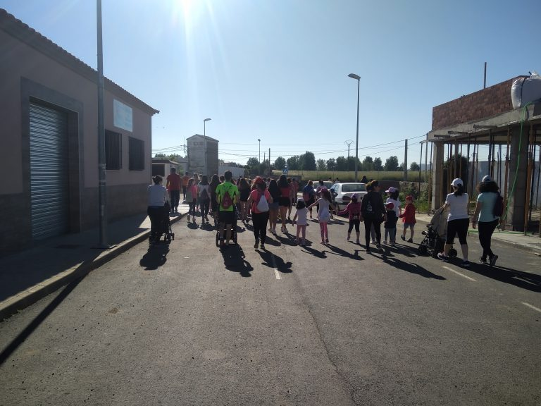 Paseo con AMPA Las Candelas (5)